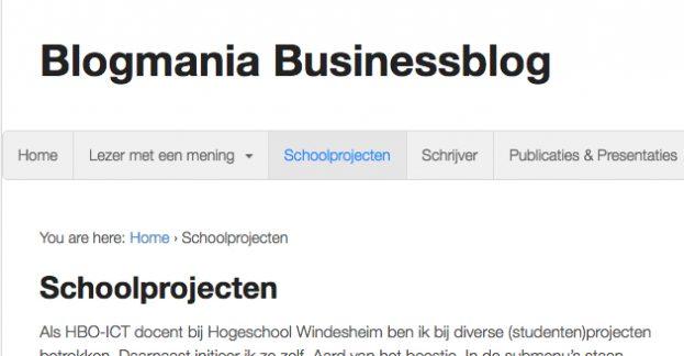 schoolprojecten