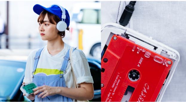 cassetterecorder